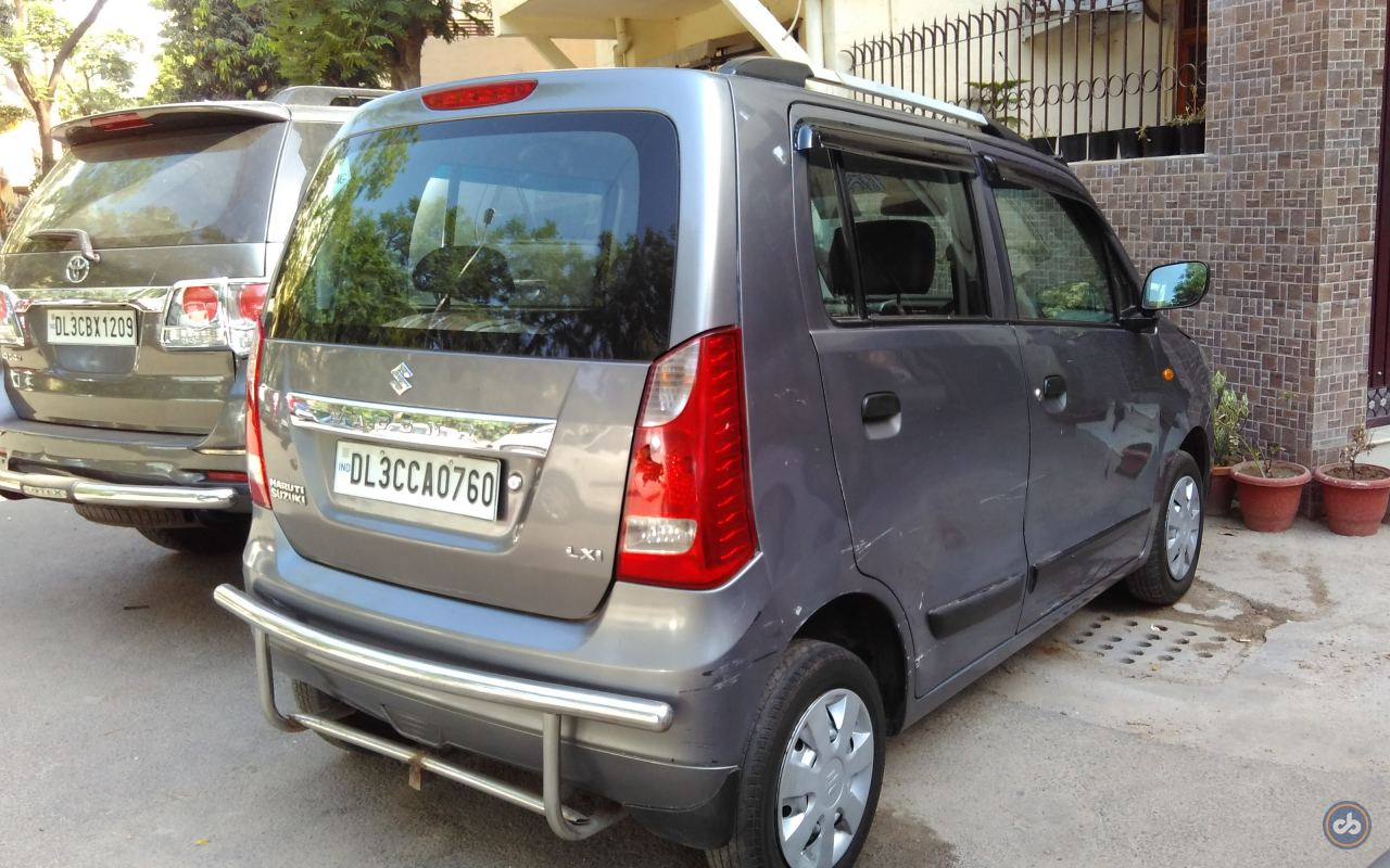 used maruti suzuki wagon r lxi cng in south west delhi. Black Bedroom Furniture Sets. Home Design Ideas
