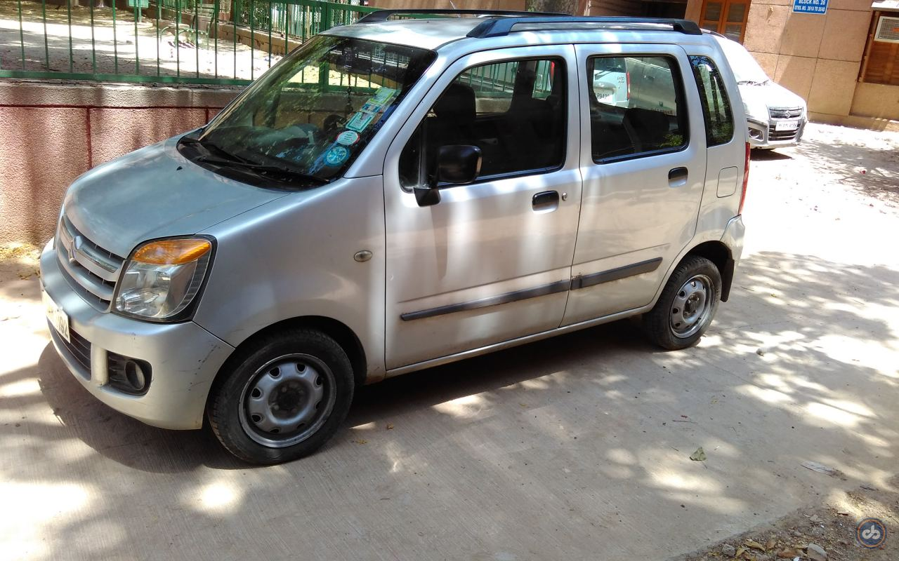 used maruti suzuki wagon r lxi in south delhi 2007 model india at best price id 12394. Black Bedroom Furniture Sets. Home Design Ideas