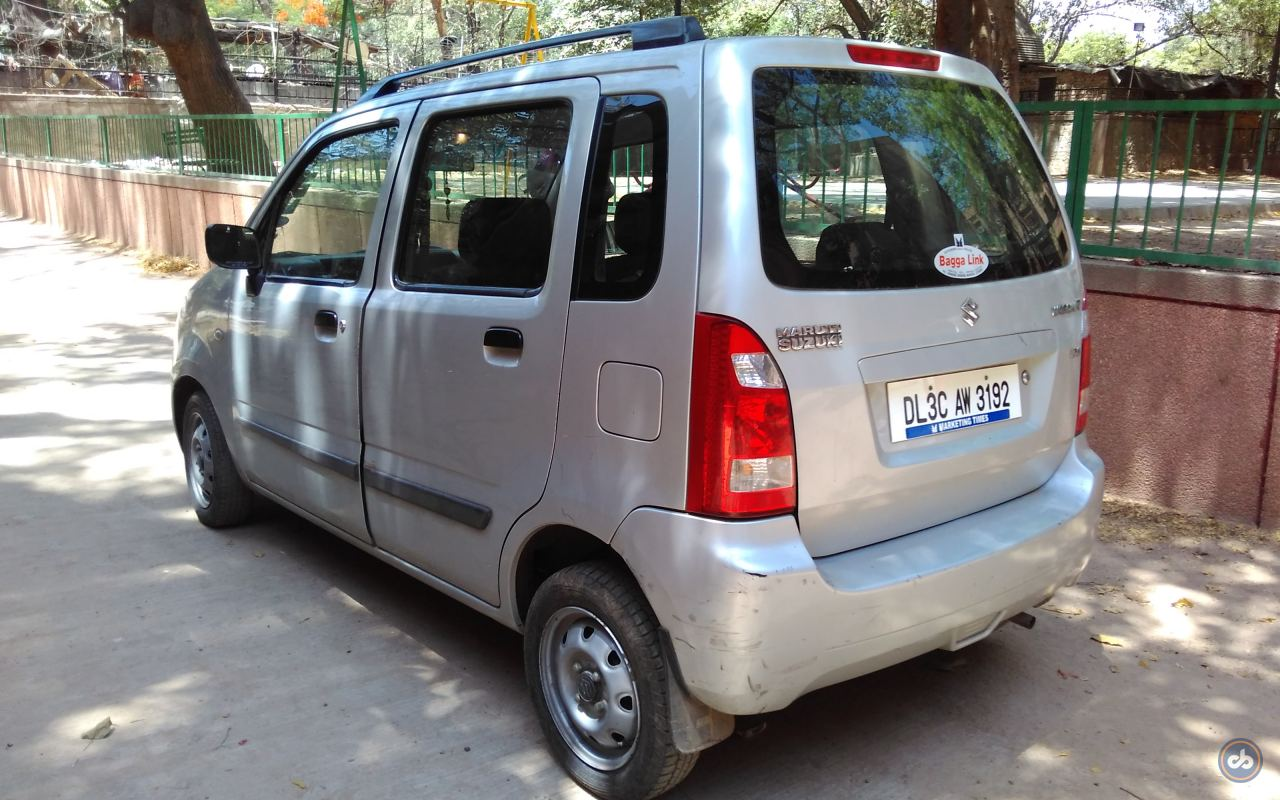 used maruti suzuki wagon r lxi in south delhi 2007 model. Black Bedroom Furniture Sets. Home Design Ideas