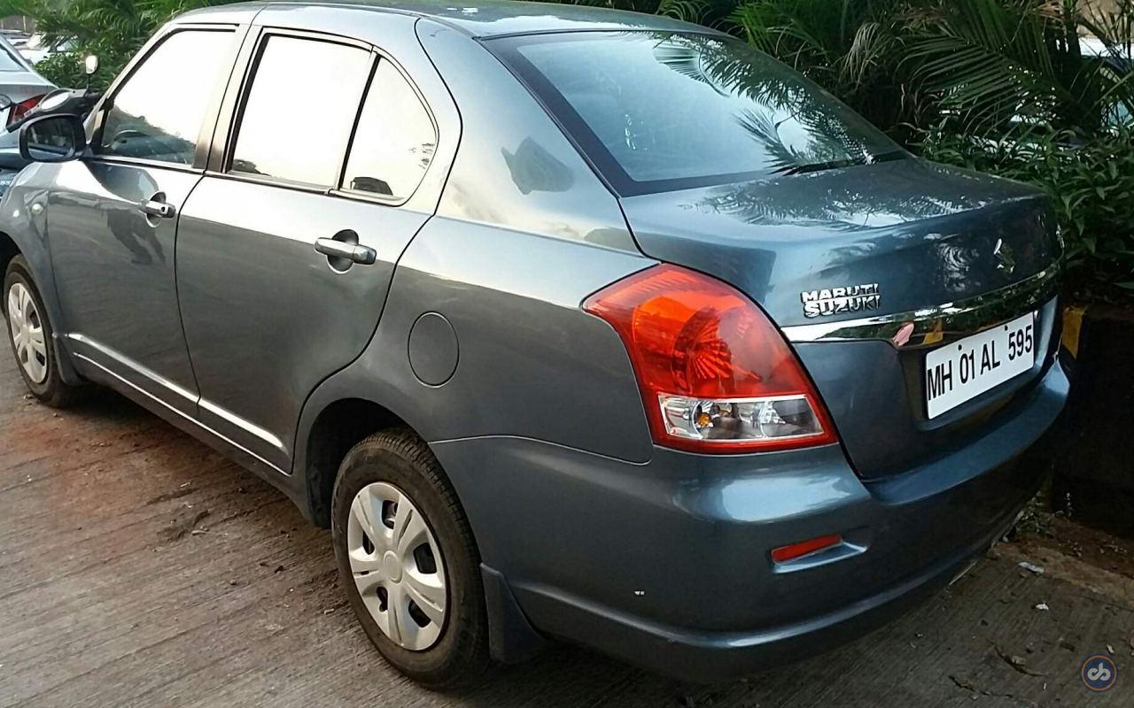 Used Maruti Suzuki Swift Dzire Vxi In Mumbai 2009 Model