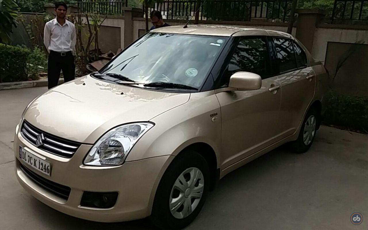 Used Maruti Suzuki Swift Dzire Vdi In Ghaziabad 2008 Model