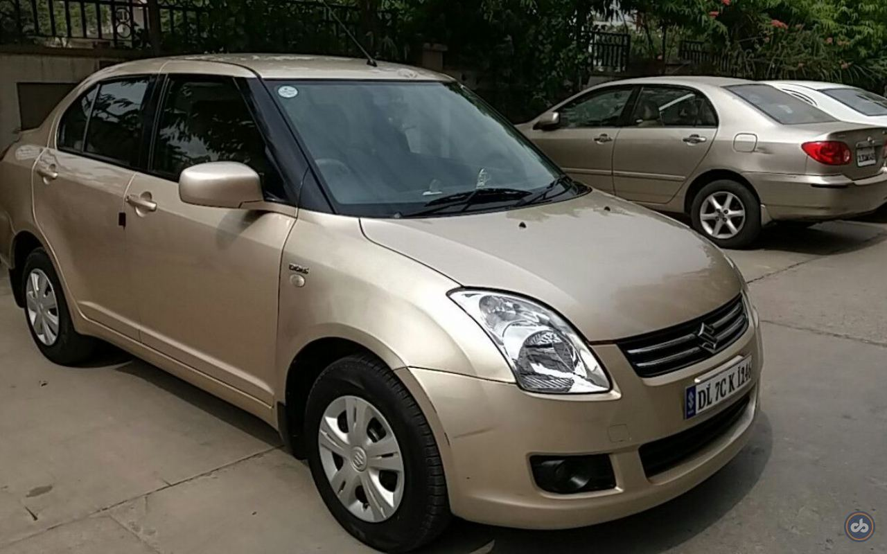 Used Maruti Suzuki Swift Dzire Vdi In Ghaziabad 2008 Model