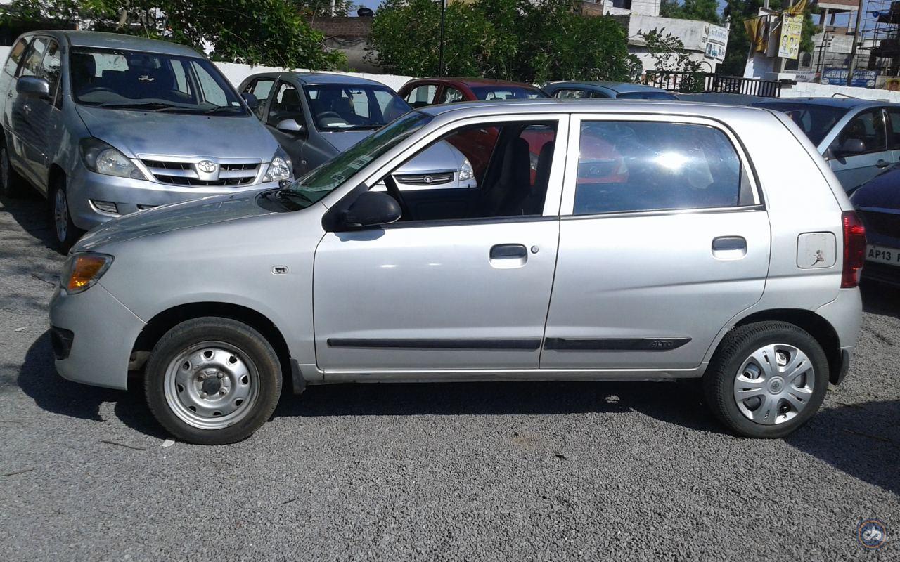 Maruti Suzuki Alto Lxi Price In Hyderabad