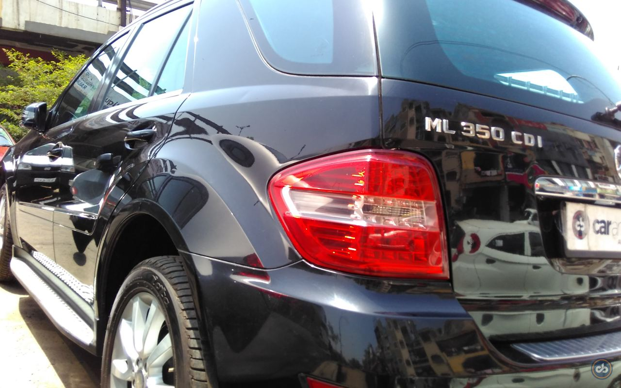 Used mercedes benz m class ml 350 in south delhi 2011 for Mercedes benz roadside assistance free