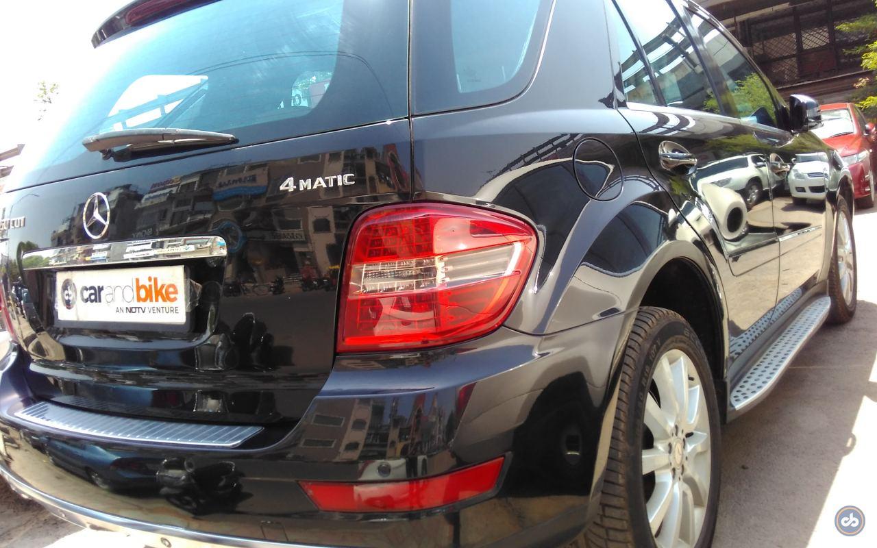 Used mercedes benz m class ml 350 in south delhi 2011 for Mercedes benz ml class 350 cdi price in india
