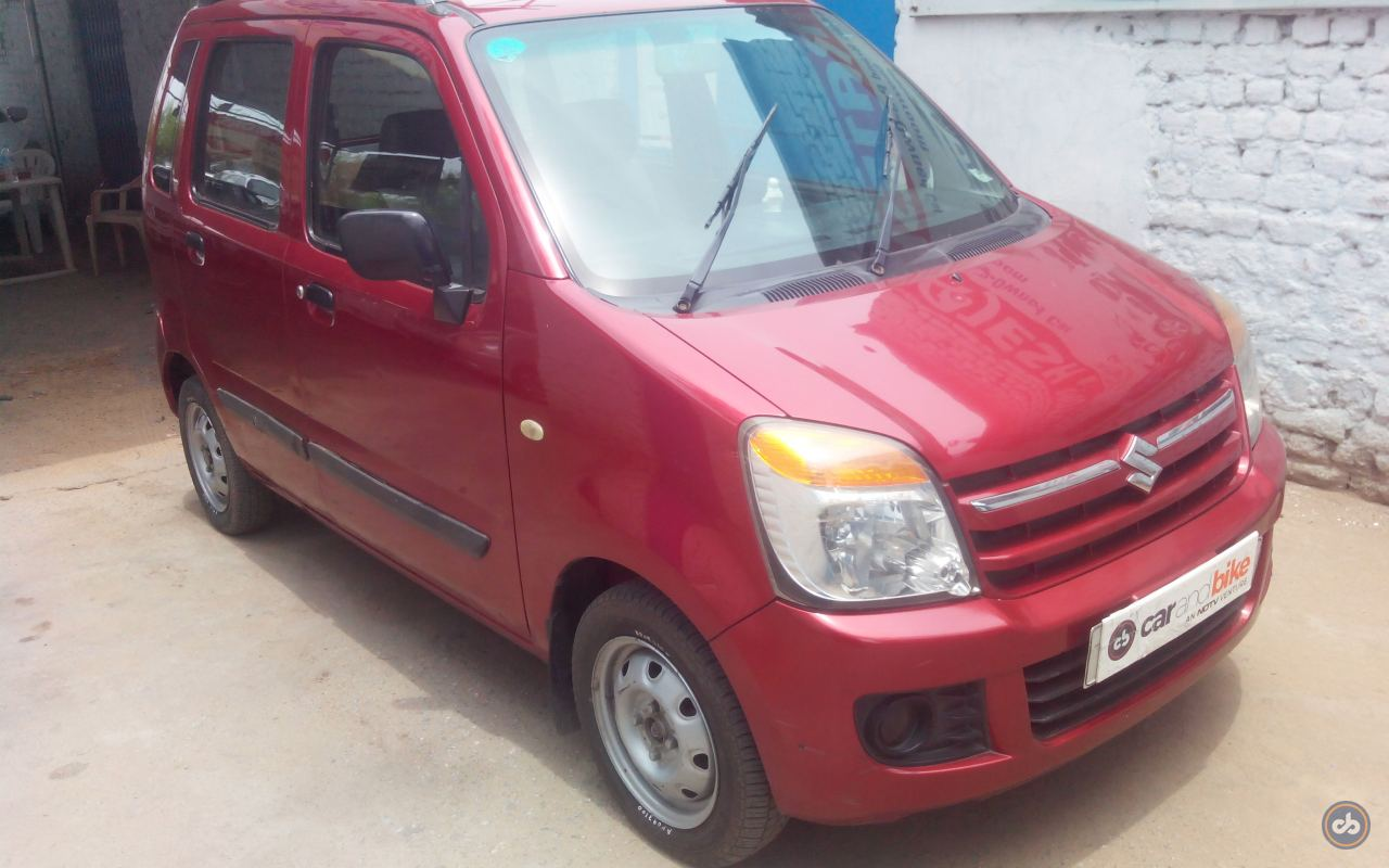 used maruti suzuki wagon r lxi in secunderabad 2006 model india at best price id 14114. Black Bedroom Furniture Sets. Home Design Ideas
