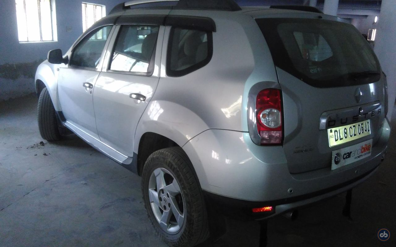 Used Renault Duster Rxz Diesel 110ps 4x2 Mt In West Delhi