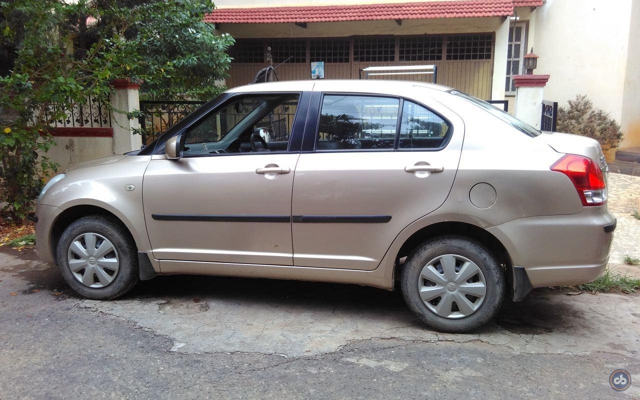 Used Maruti Suzuki Swift Dzire Vxi In Bangalore 2010 Model