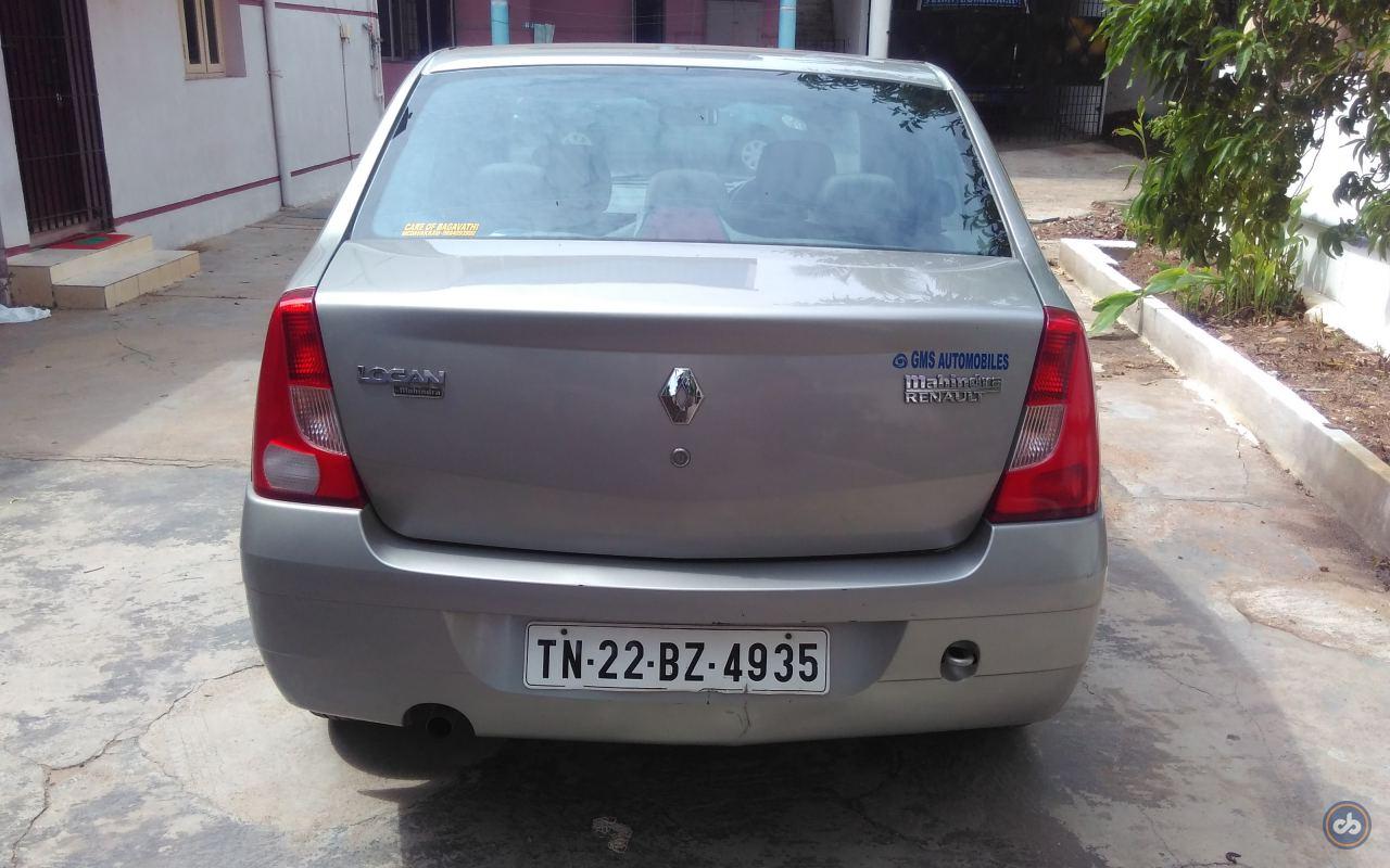 Mahindra Logan Used Car