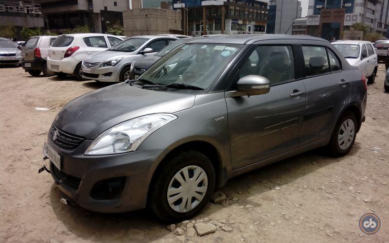 Used Maruti Suzuki Swift Dzire Vxi In West Delhi 2014