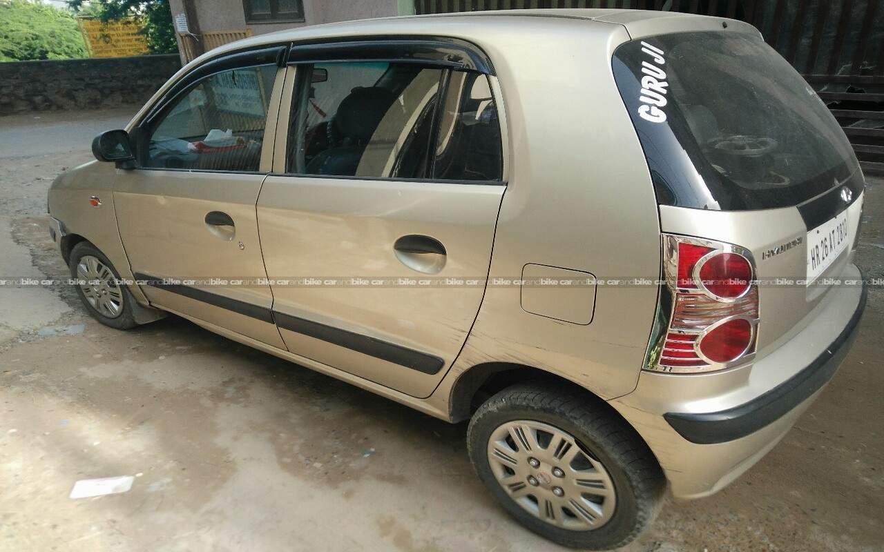 Used Hyundai Santro Xing Gls Cng In North Delhi 2008 Model  India At Best Price  Id 15545