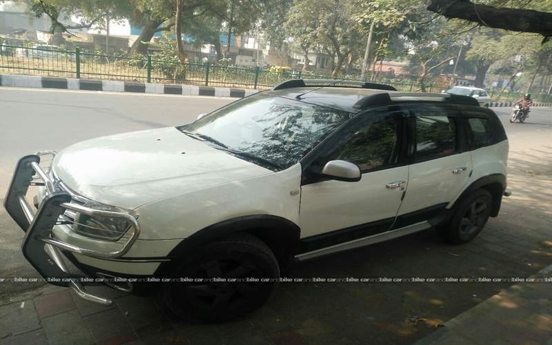 used renault duster rxz 110ps diesel awd in south delhi 2015 model india at best price id 16070. Black Bedroom Furniture Sets. Home Design Ideas