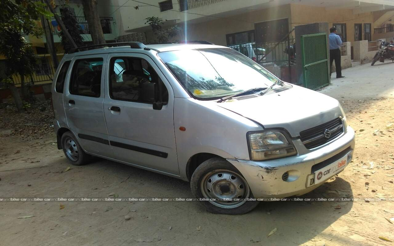 used maruti suzuki wagon r lxi in west delhi 2006 model. Black Bedroom Furniture Sets. Home Design Ideas