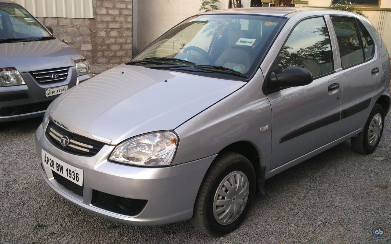 Tata Indica. Image Courtesy: CarAndBike
