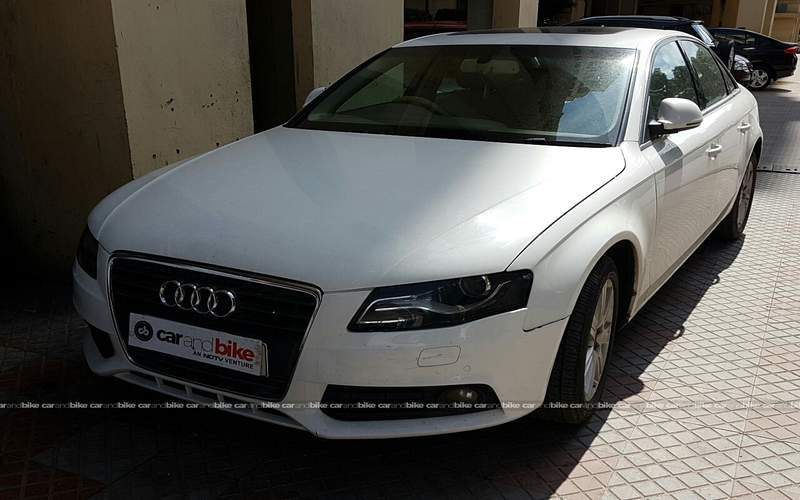 Audi car price in india chennai