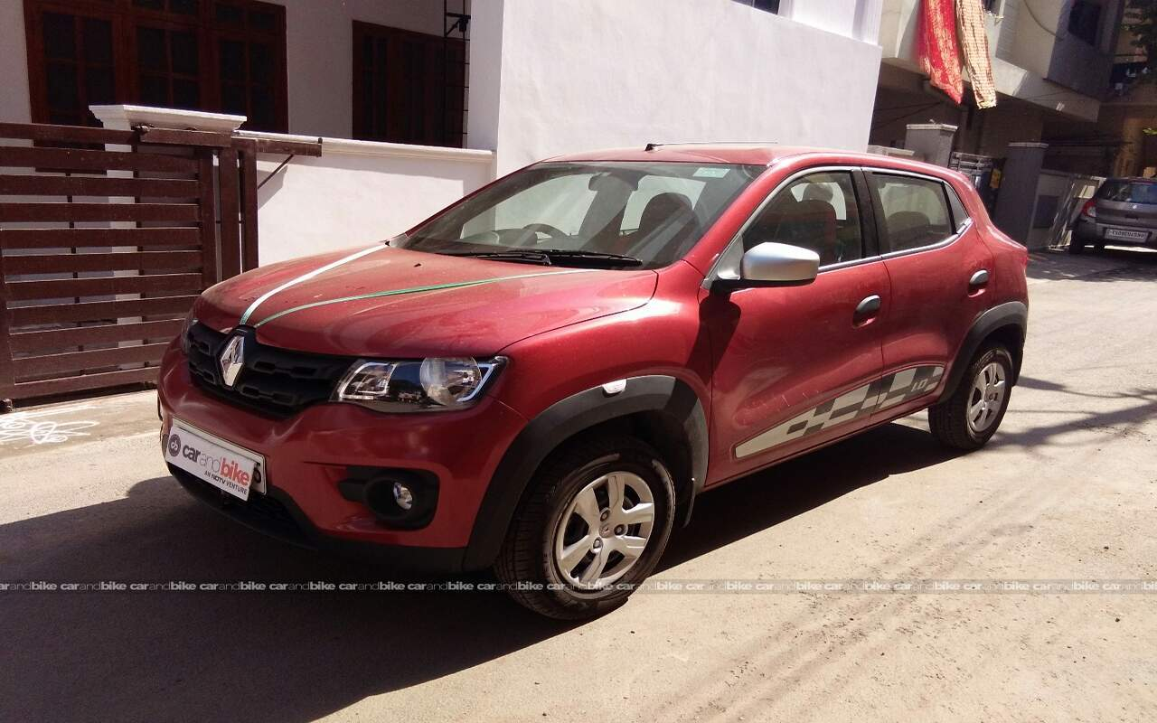 Used Renault Kwid 1 0l Rxt Optional In Hyderabad 2016 Model  India At Best Price  Id 16549