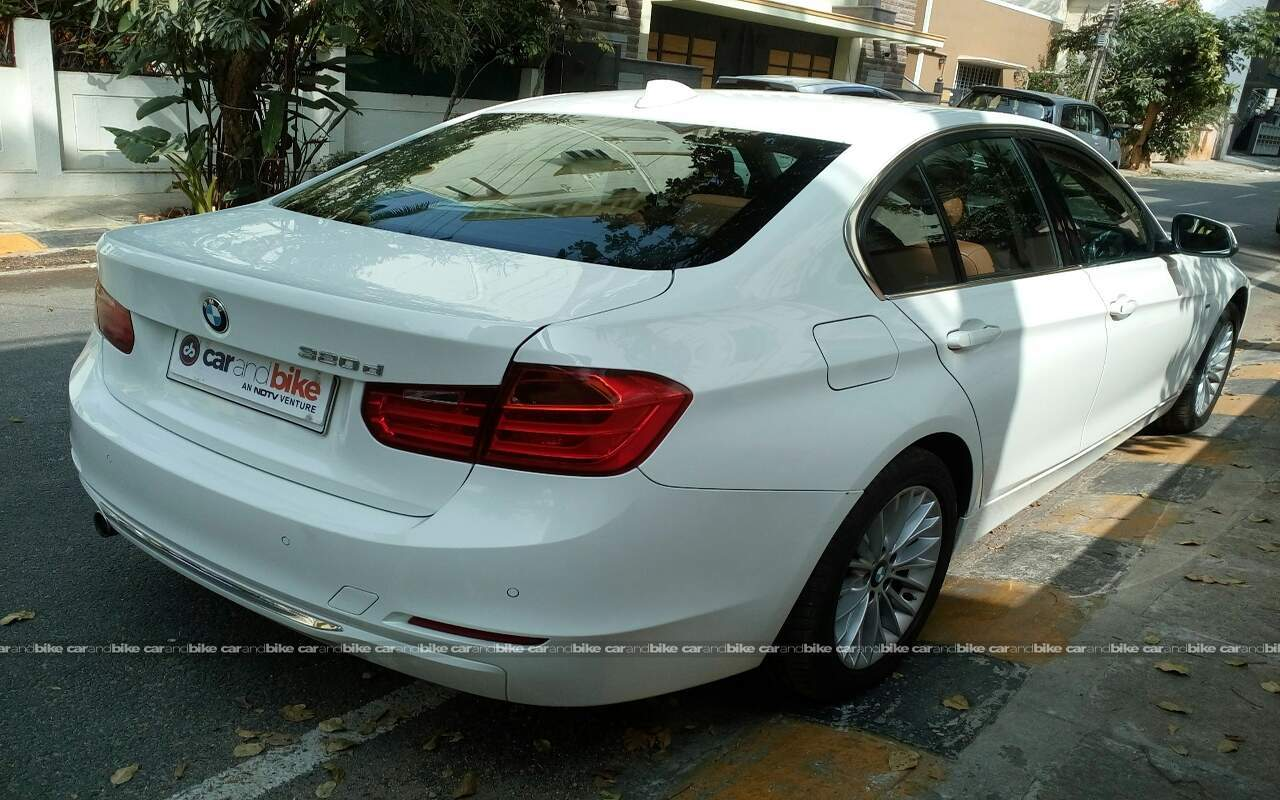 Bmw  Series Used Cars In Bangalore