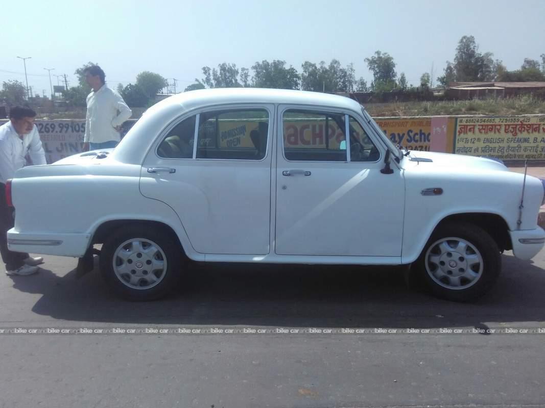 Used Hindustan Motors Ambassador Grand 1800 Mpfi In New