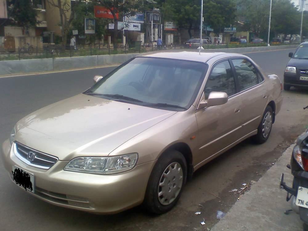 Old Honda Accord >> 2003 Honda Accord 2 4 Vti L Mt