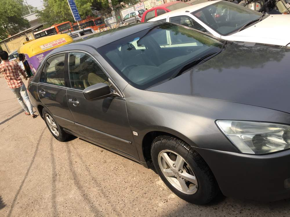 Honda Accord Price >> 2006 Honda Accord 2 4 Vti L Mt