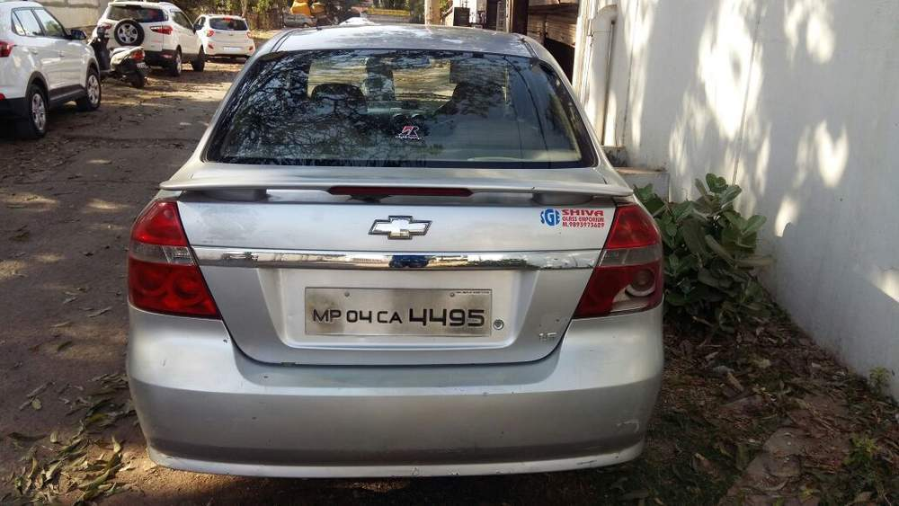Used Chevrolet Aveo 1.6 LT in Bhopal 2006 model, India at ...