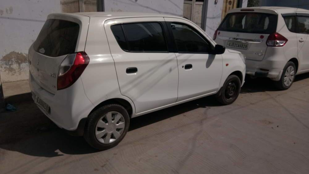 Instant Auto Insurance No Down Payment >> Used Maruti Suzuki Alto K10 VXI in Mahesana 2016 model, India at Best Price, ID 32320
