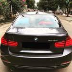 Bmw 3 Series Rear Left Side Angle View