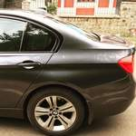 Bmw 3 Series Rear Right Side Angle View