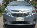 Chevrolet Beat 12 Ls Rear Left Side Angle View