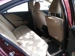 Honda City Rear Left Side Angle View