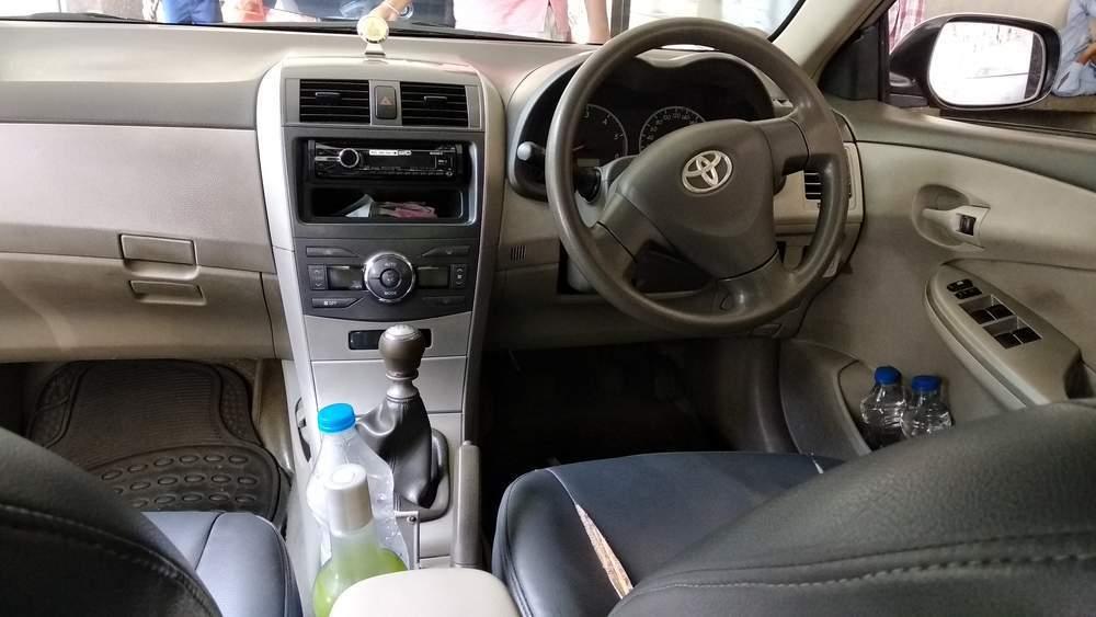 Toyota Corolla Altis Rear View