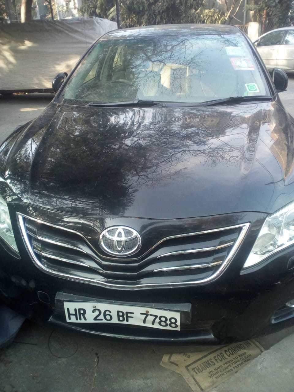 Toyota Camry Front Left Rim