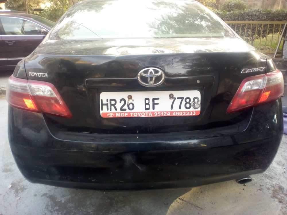 Toyota Camry Rear Left Rim