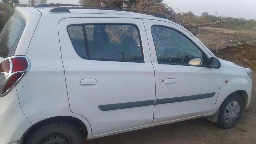 Maruti Suzuki Alto 800 Front Left Rim