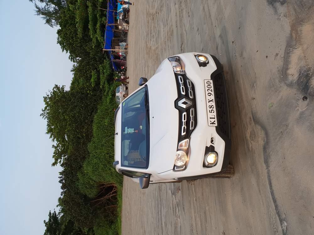 Renault Kwid Front Left Rim