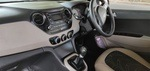 Hyundai Xcent Front Right Side Angle View