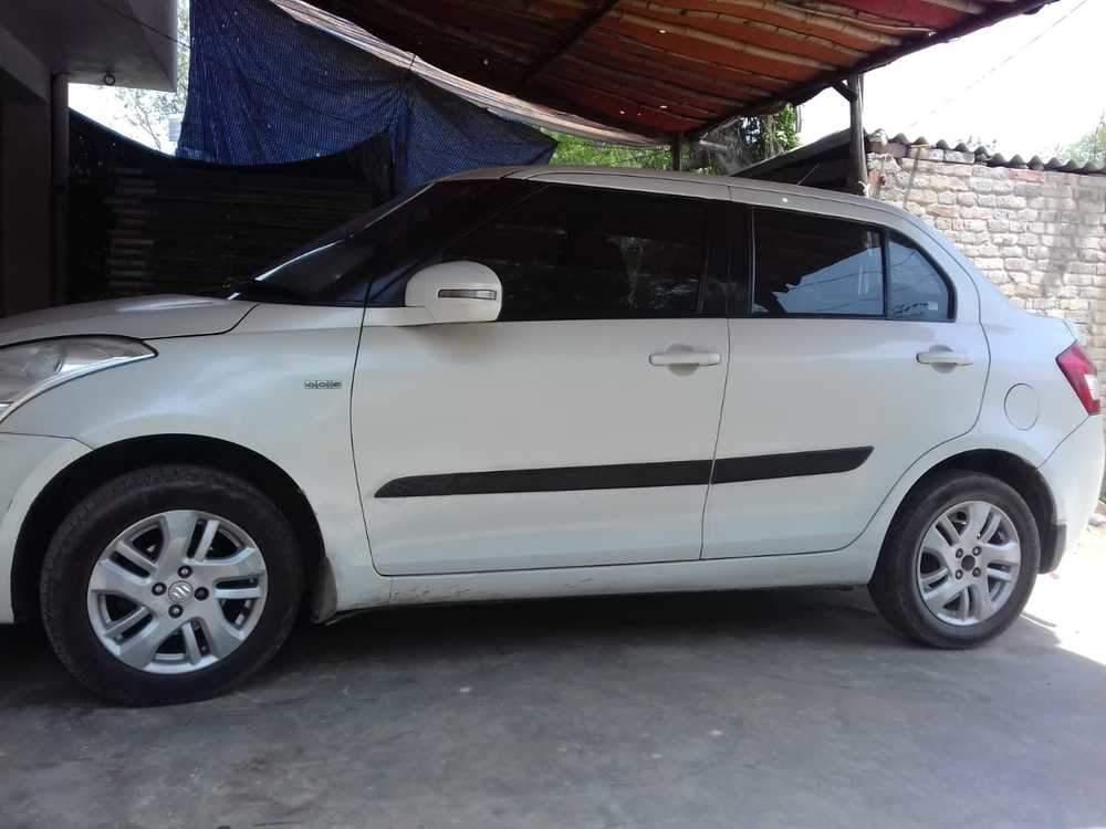 Maruti Suzuki Swift Dzire Front Left Rim