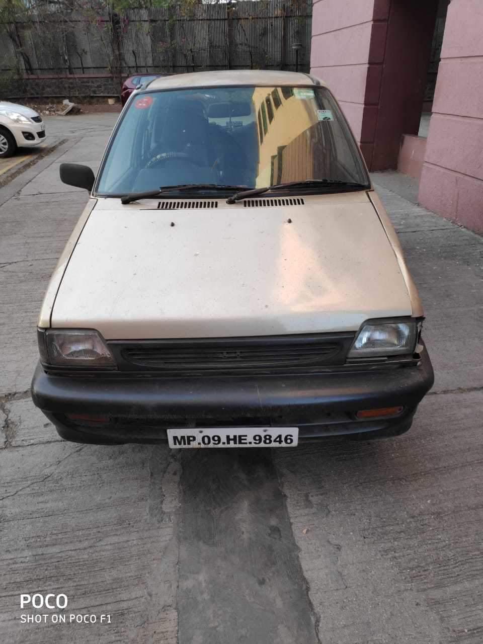 Maruti Suzuki 800 Rear Left Rim