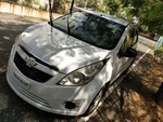 Chevrolet Beat Left Side View