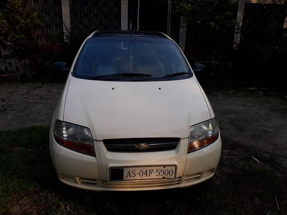 Chevrolet Aveo Uva Front Left Rim