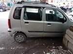 Maruti Suzuki Wagon R Rear Left Side Angle View