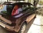 Fiat Grande Punto Rear Left Rim