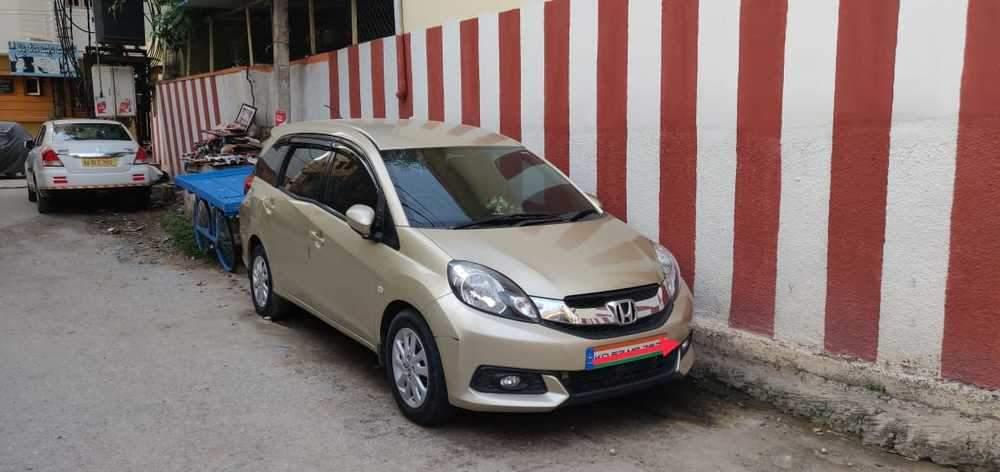 Honda Mobilio Front Left Rim