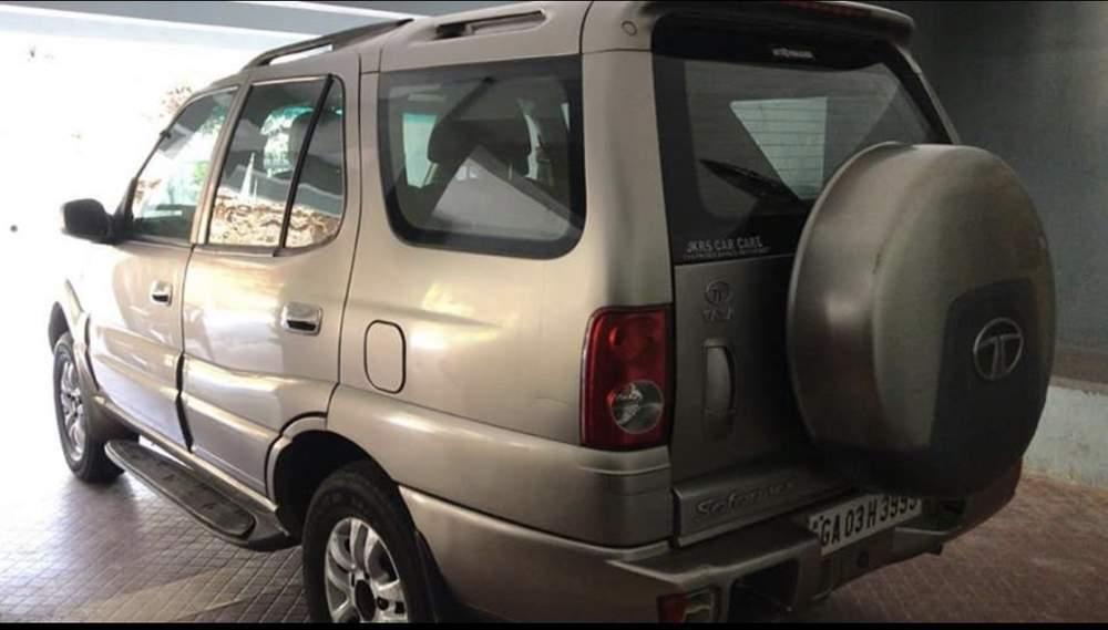 Tata Safari Dicor Front Left Rim