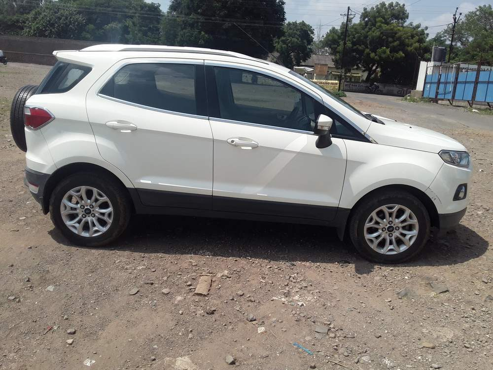 Ford Ecosport Front Left Rim