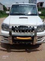 Mahindra Scorpio Rear Right Side Angle View