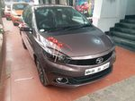 Tata Tigor Front Right Side Angle View