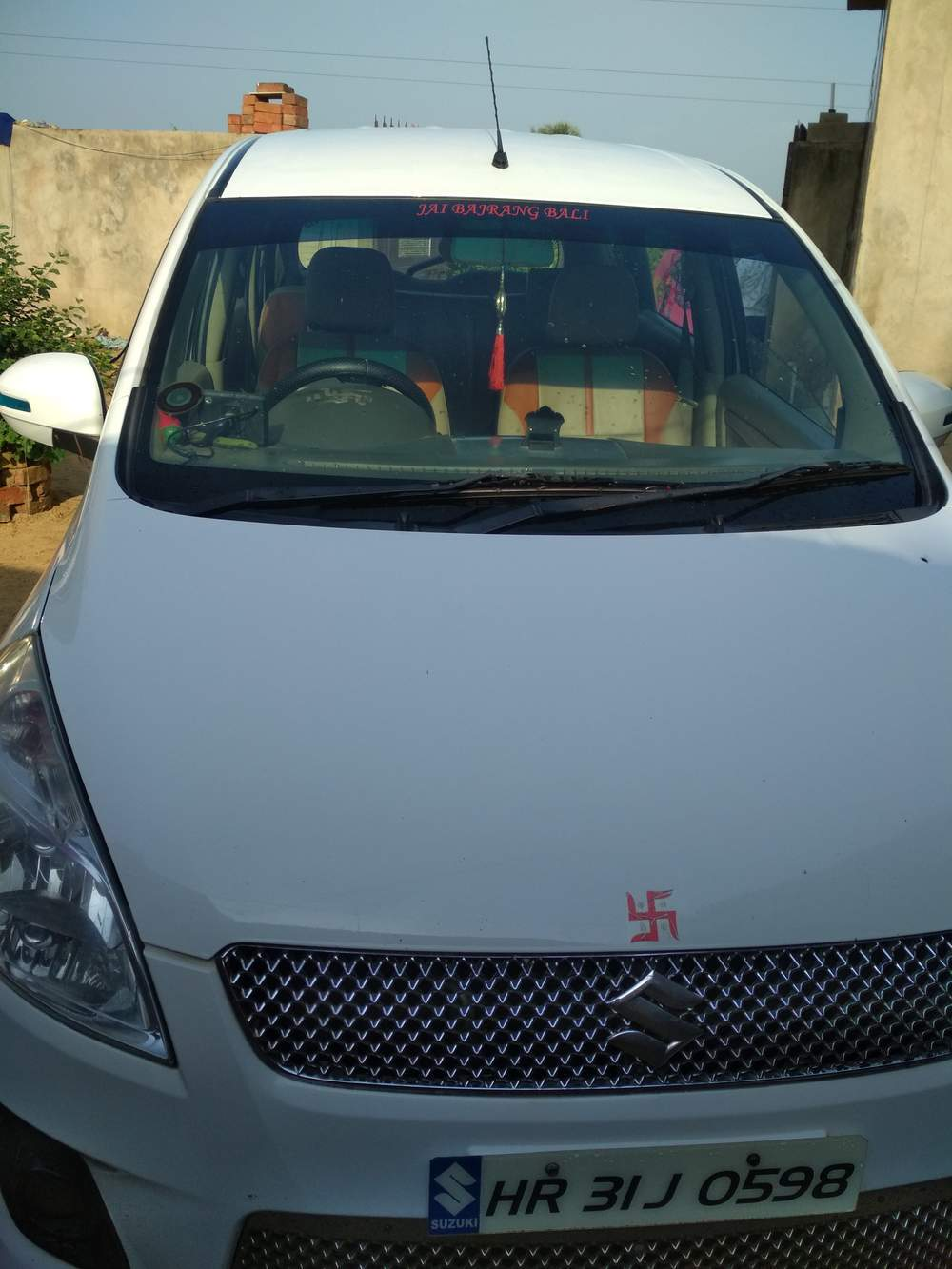 Maruti Suzuki Ertiga Rear Left Rim