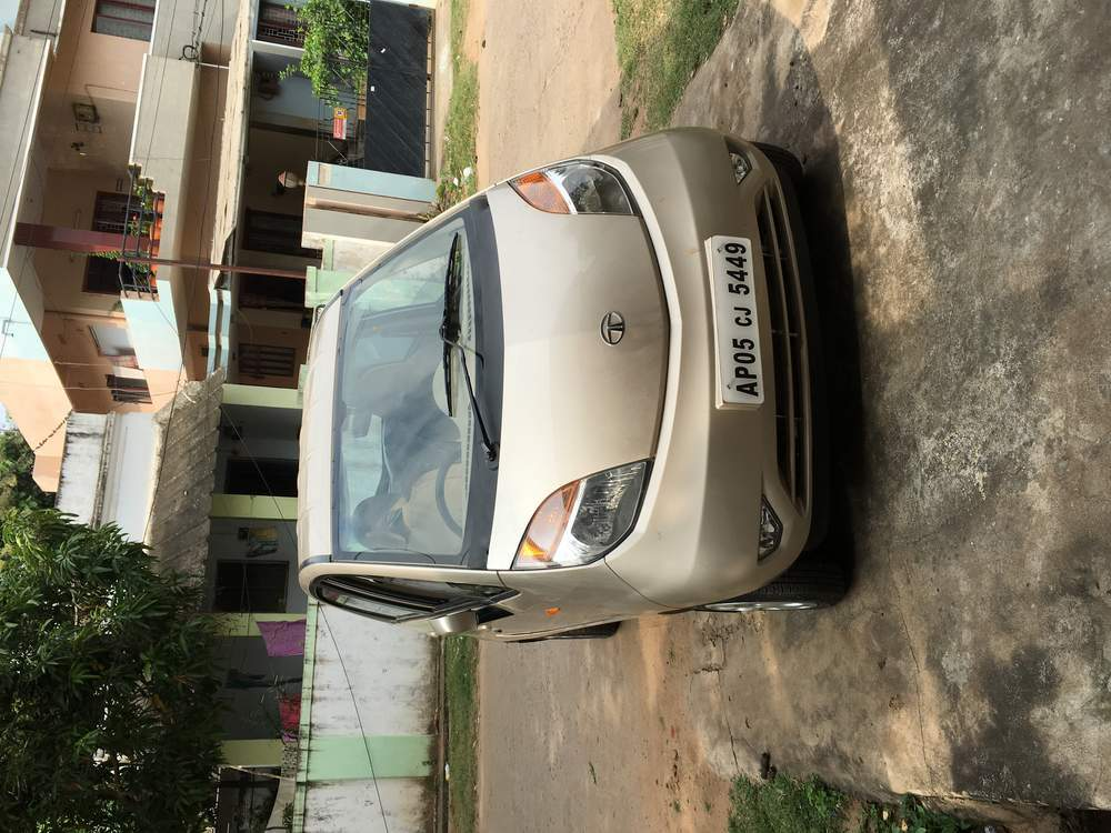 Tata Nano Left Side View