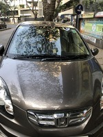 Honda Amaze Trunk Interior